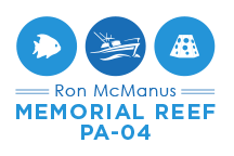 Ron McManus Memorial Reef